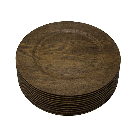 Wooden Charger Plates  sc 1 st  Elegant Events By Paul Aflak & Chargers and Plates u2013 Elegant Events By Paul Aflak